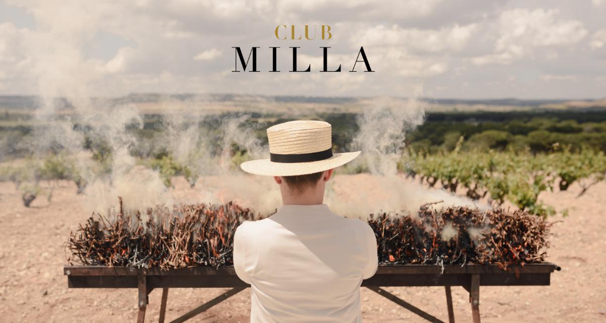 Inauguración Club Milla