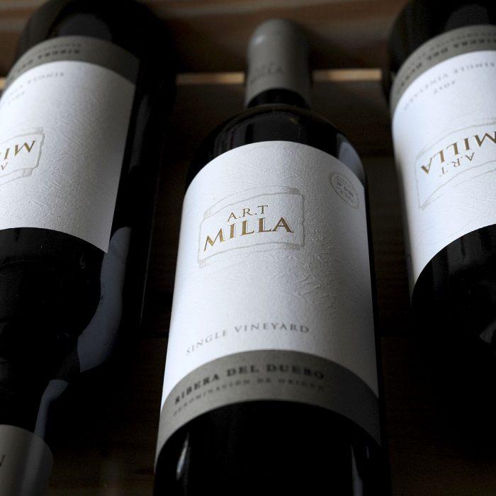 Pack de 6 botellas ART Milla