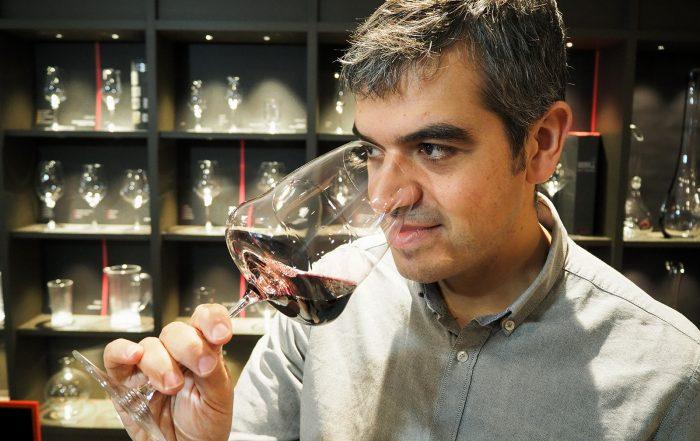 Ferran Centelles es sumiller profesional