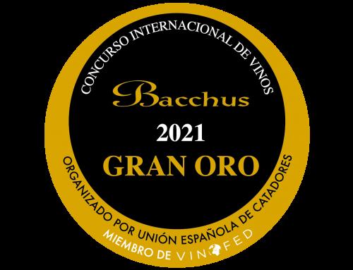 Tr3smano obtiene el premio Gran Bacchus de Oro 2021